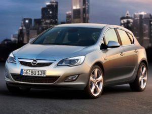 p1101 Opel Astra